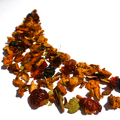 infusion tisane cassis figue
