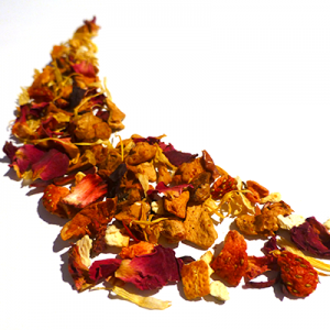 infusion tisane mangue fraise