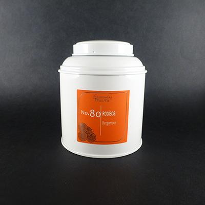rooibos aromatisé bergamote - thé rouge - afrique du sud boîte