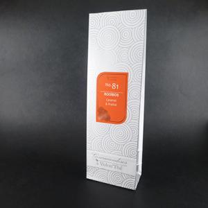 rooibos aromatisé caramel praliné - thé rouge - afrique du sud sachet