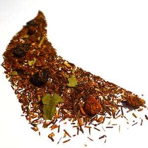 rooibos aromatisé fruits rouges - thé rouge - afrique du sud