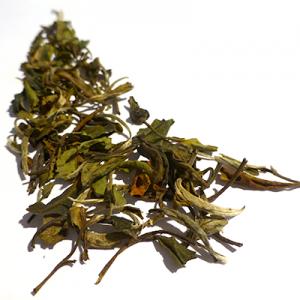 thé blanc pai mu dan de chine - thé nature