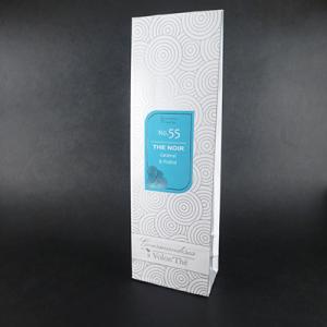 the noir aromatisé caramel praliné - thé parfumé sachet