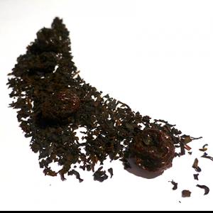 thé aromatisé cerise griotte - thé parfumé