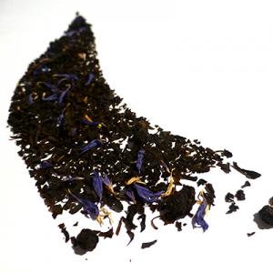 thé noir aromatisé cerise et myrtille - thé parfumé