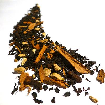 thé noir aromatisé épices - thé parfumé