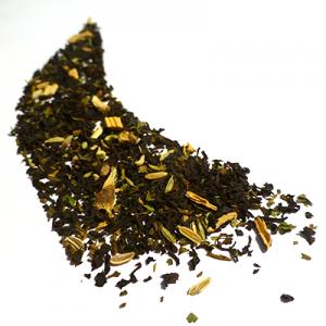 thé noir aromatisé menthe réglisse - thé parfumé