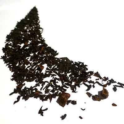 thé noir aromatisé vanille - thé parfumé