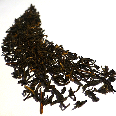 thé noir grand yunnan de chine - thé noir nature