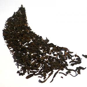 thé noir tarry souchong de chine - thé noir fumé