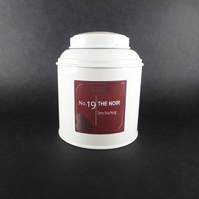 thé noir tarry souchong de chine - thé noir fumé boîte