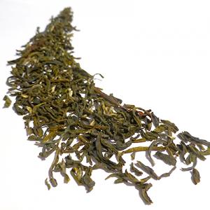 thé vert parfumé au jasmin - thé aromatisé