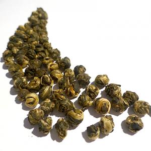 thé vert parfumé au jasmin perle de jade - thé aromatisé