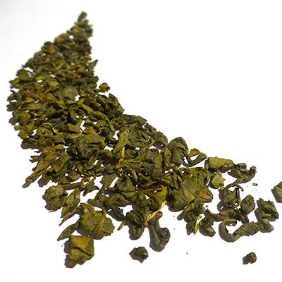 thé vert aromatisé à la menthe - thé parfumé