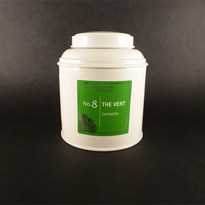 thé vert genmaïcha - thé vert nature japon boîte