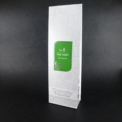 thé vert genmïcha - thé vert nature japon sachet