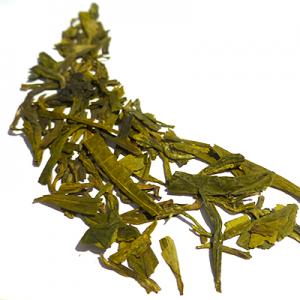 thé vert lung ching de chine - thé vert nature