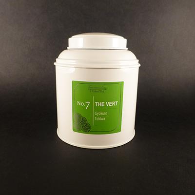 thé vert sencha gyokuro tokiwa - thé vert nature japon boîte
