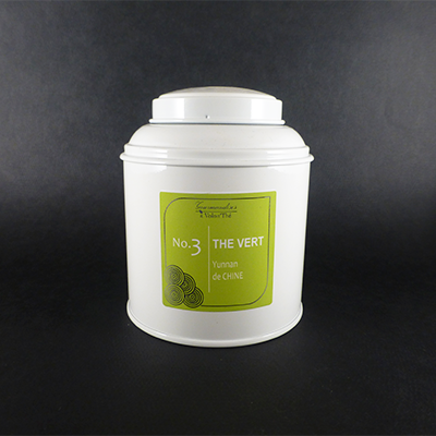 thé vert yunnan de chine - thé vert nature boîte