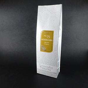 thé vert et noir aromatisé agrumes et épices - thé parfumé sachet