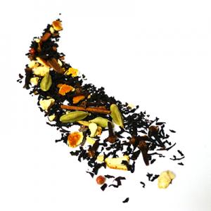 thé noir aromatisé gourmand noël - thé parfumé